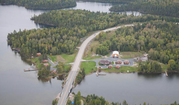 Fishing resort for sale located in northwestern ontario for Lac seul fishing resorts